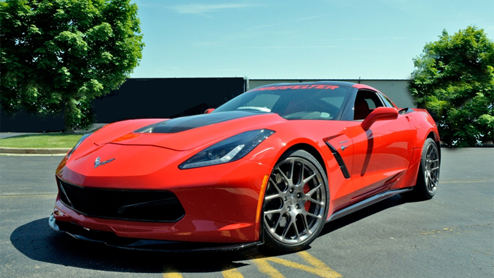 Lingenfelter Introduces New Widebody Performance Package for the C7 Corvette Stingray