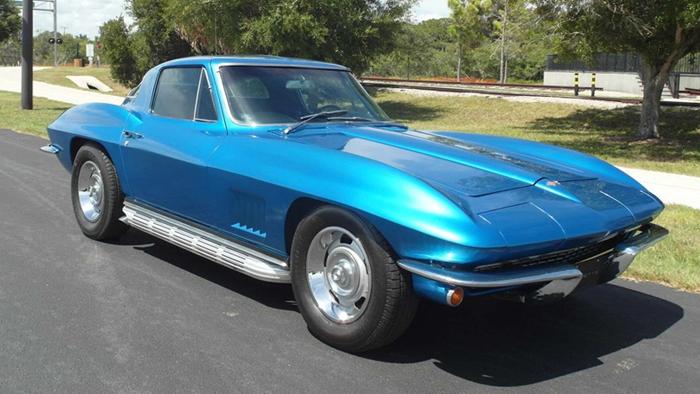 Poll What S The Best Corvette Blue Corvette Sales