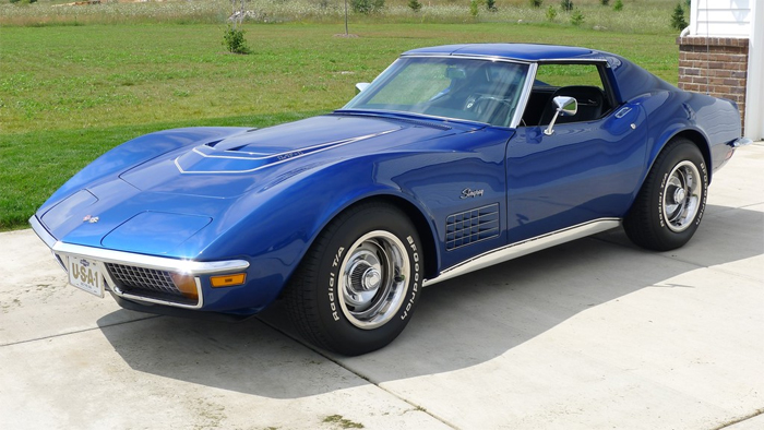 Blues Auto Sales >> [POLL] What's the Best Corvette Blue? - Corvette: Sales, News & Lifestyle