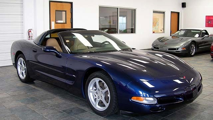 Poll What S The Best Corvette Blue Corvette Sales