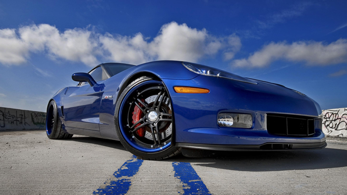 [POLL] What's the Best Corvette Blue?