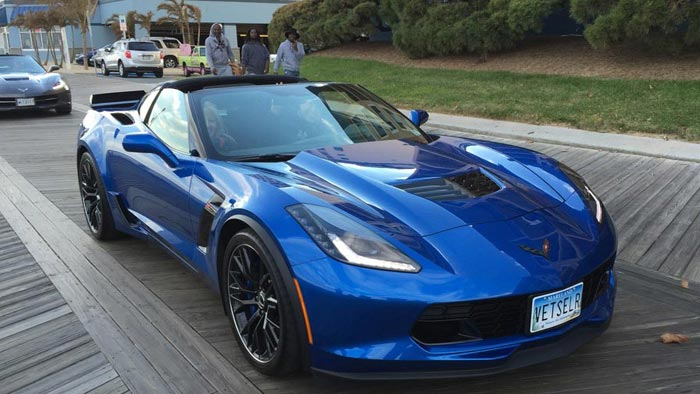 Corvette Delivery Dispatch with National Corvette Seller Mike Furman for Week of October 25th