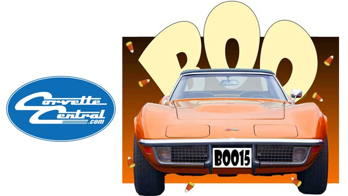A Spooktacular Free Shipping Offer from Corvette Central