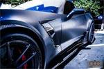 [PICS] Corvette Z06 Gets a Satin and Carbon Fiber Overhaul from ACG Automotive