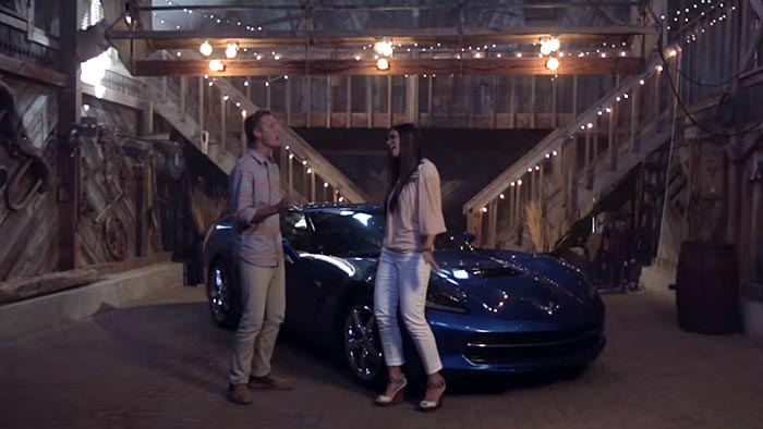 [VIDEO] Humorous Cover Song Video Shows How Much a Man Loves His Corvette