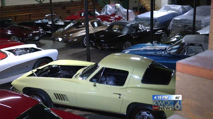 [VIDEO] Corvette Restoration Business is Schooled in the Classics