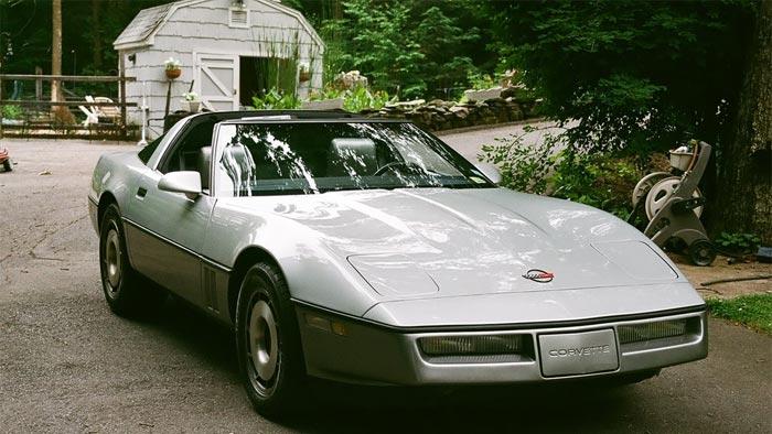 1984 Corvette's Front Bumper Wins 2015 SPE Automotive Hall of Fame Award