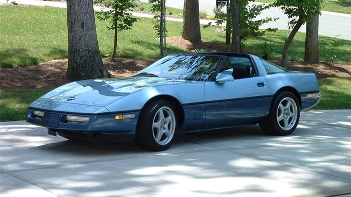 1984 Corvette's Front Bumper Wins 2015 SPE Automotive Hall of Fame Award