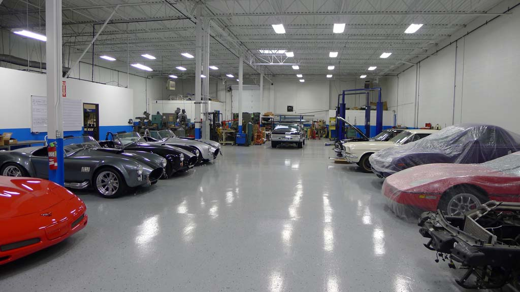 CorvetteBlogger Visits Lingenfelter Performance Engineering