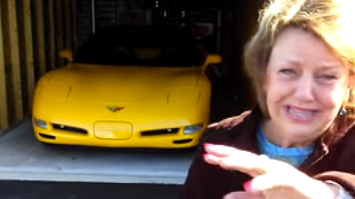 [VIDEO] Green Bay Woman has Priceless Reaction to Corvette Anniversary Present