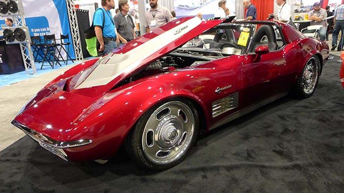 [VIDEO] Heartland Customs 1971 Corvette Hides a .357 Revolver in a Secret Compartment