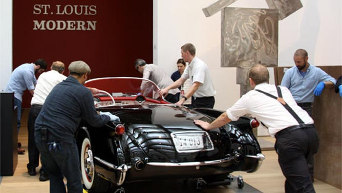 1954-corvette-to-be-displayed-inside-the-st-louis-art-museum
