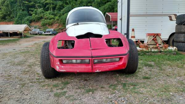 Corvettes on Craigslist: The Mooney Vette - Corvette: Sales, News
