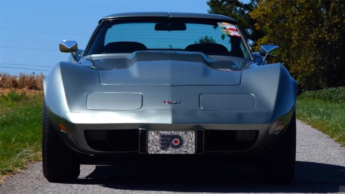 [VIDEO] Regular Car Reviews: Neal's 1977 Corvette Restomod