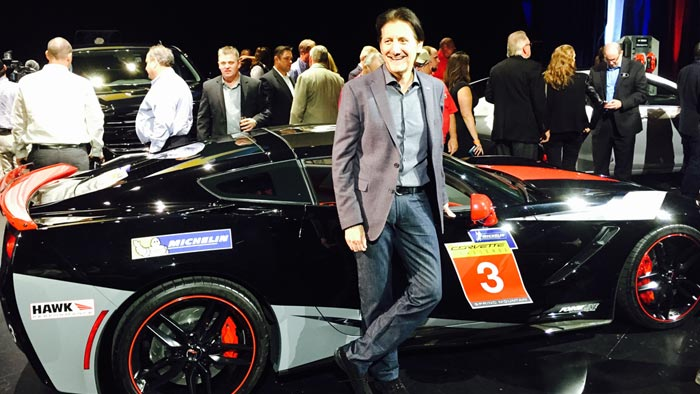 [VIDEO] Ron Fellows Talks About the Michelin Corvette Challenge