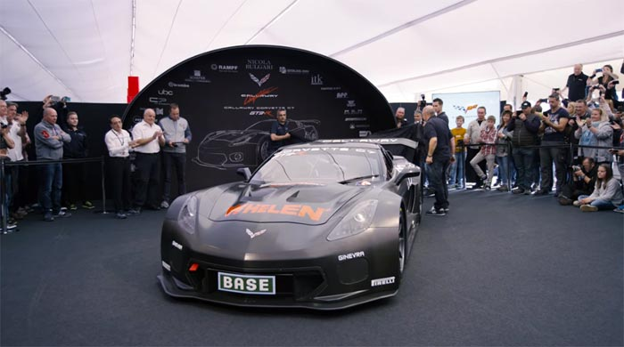 [VIDEO] Reeves Callaway Talks About the New Callaway Corvette C7 GT3-R
