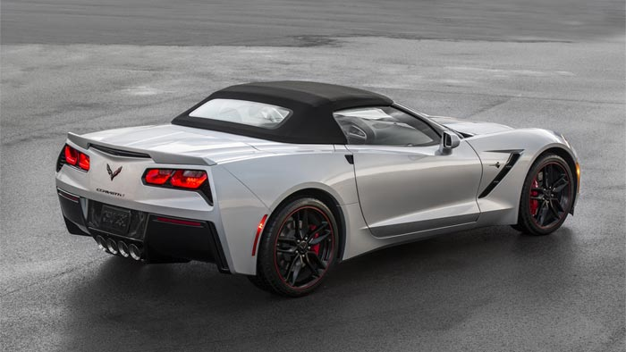 C7 Corvette Body Panels Earn Industry Award