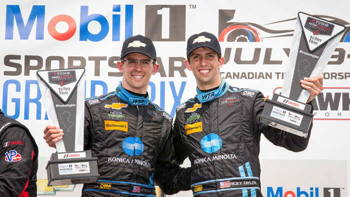 Taylor Brothers to Tackle Le Mans as Third Drivers for Corvette Racing