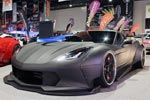 [PICS] The Blank Manta Corvette Steals the Show at the Manila Auto Salon