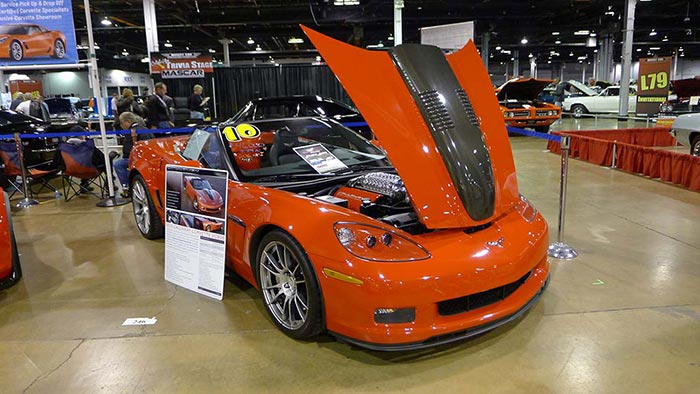 2010 Callaway Corvette Grand Sport Convertible