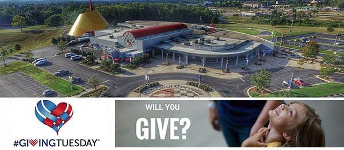 Support the National Corvette Museum on #GivingTuesday