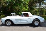 Corvettes on Craigslist: 1958 Drag Corvette