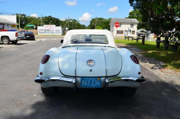 Corvettes On Craigslist 1958 Drag Corvette Corvette Sales News