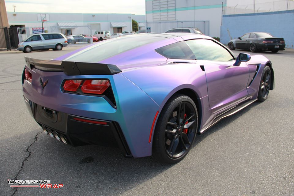 Turquoise 1991 Corvette - Paint Cross Reference