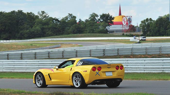 Corvette Museum's Motorsports Park Could be Heading for a 2016 Jury Trial over Noise Dispute