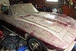 Corvettes on eBay: Garage Find 1966 Corvette Sting Ray
