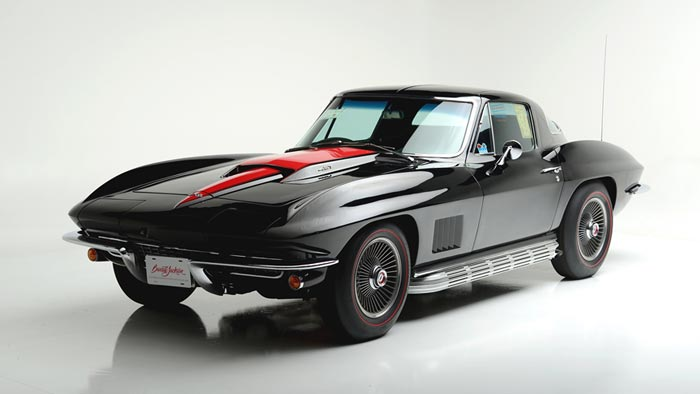 Barrett-Jackson to Feature an 'Eclectic Docket' of Corvettes at its Scottsdale Auction