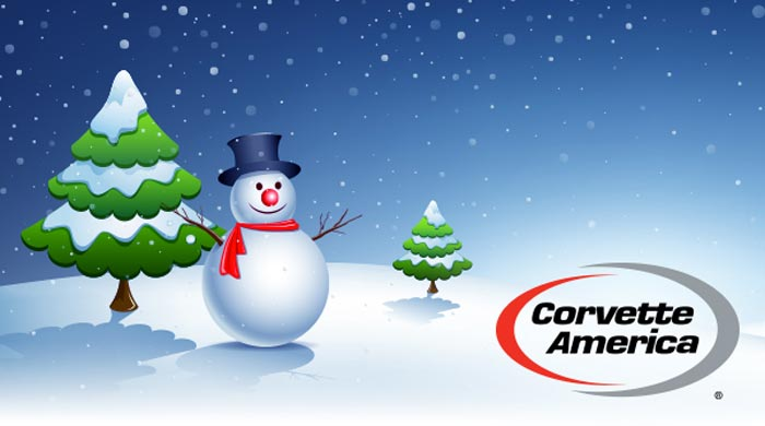 Save on your Holiday Shopping with Corvette America