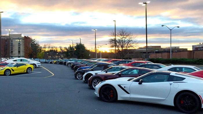 Corvette Delivery Dispatch with National Corvette Seller Mike Furman for Week of December 12th