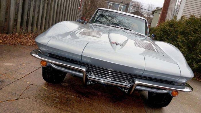 [GALLERY] Midyear Monday! (35 Corvette photos)
