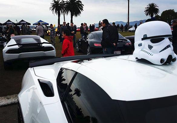 Corvettes and Star Wars