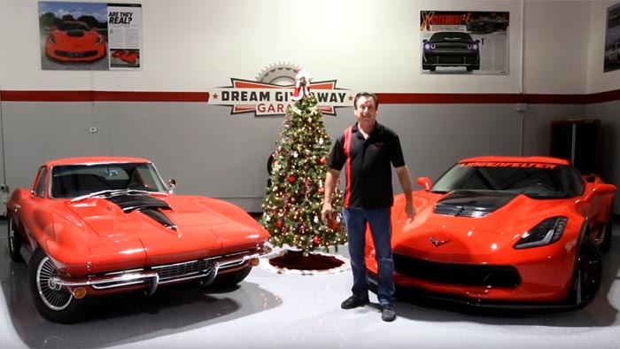 [VIDEO] Two Corvettes for Christmas would be the Ultimate Stocking Stuffer