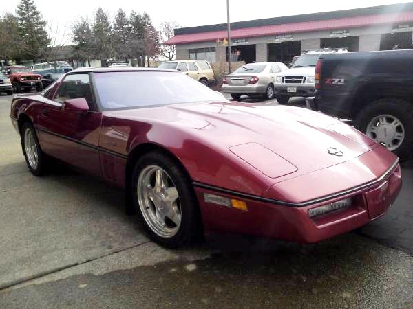 Corvettes on Craigslist: 1990 Corvette ZR-1 for $11,900 - Corvette