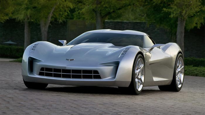 Speculation of an Electric Corvette Grows After GM Trademarks Corvette E-Ray