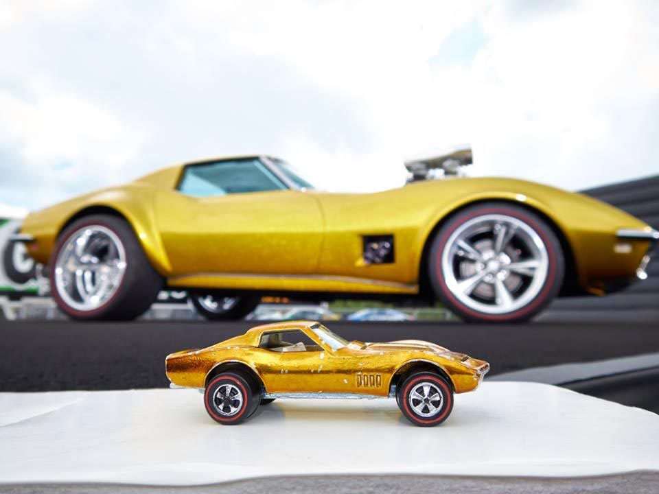 West Coast Corvette >> Fast n' Loud's 1968 Hot Wheels Corvette to be Offered at Barrett Jackson - Corvette: Sales, News ...