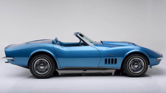 1969 L88 Corvette to be Offered at Barrett-Jackson's 2016 Scottsdale Auction