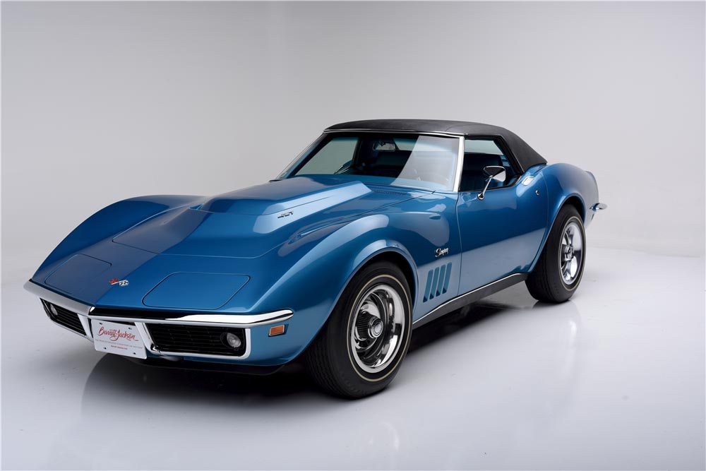 1969 l88 corvette to be offered at barrett jackson 39 s 2016. Black Bedroom Furniture Sets. Home Design Ideas