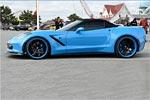 Forgiato Widebody 2014 Corvette Stingray Heading to Barrett-Jackson