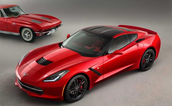 Corvette Stingray Wins Business Insider's Inaugural Car of the Year Award