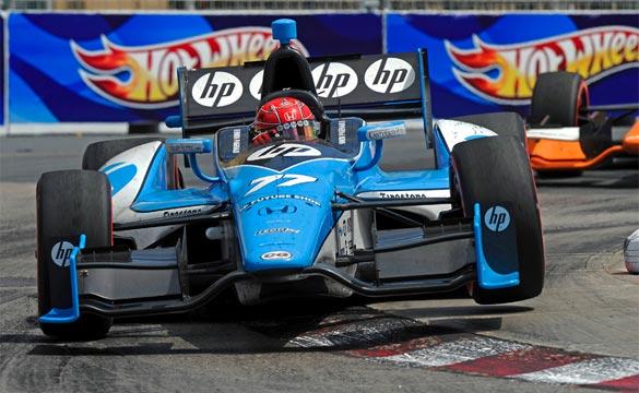 IndyCar Driver Simon Pagenaud May Join Corvette Racing for Endurance Races