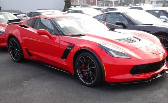 December 2014 Corvette Sales