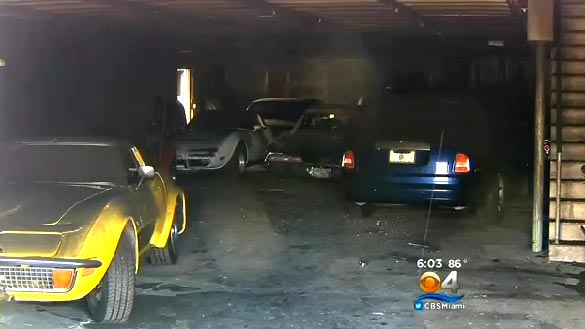 Arson blamed for Fire at Reality TV's South Beach Classics Auto Dealership