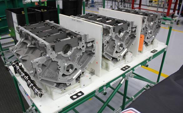 Engine Build Experience Returns for the Corvette Z06's LT4 Supercharged V8