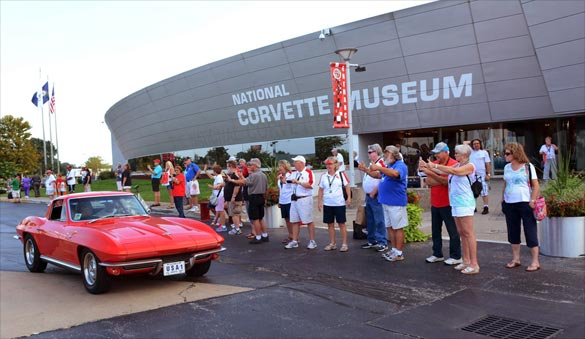 National Corvette Museum Reports Highest Attendance in 20-Year History