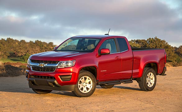 GM to Skip Super Bowl Ads and Will Present the MVP a Chevrolet Colorado