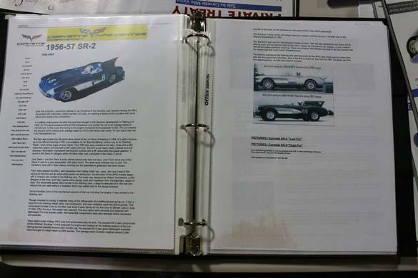 The 1956 Corvette SR-2 Race Car